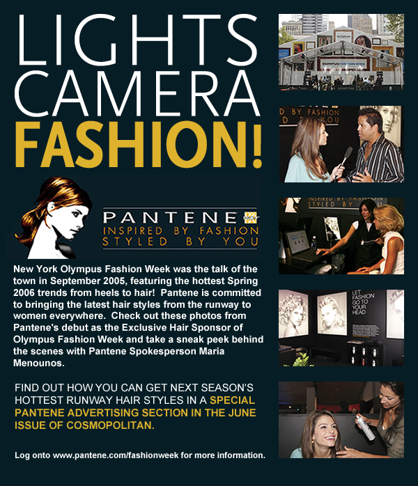 Project: Email - Pantene