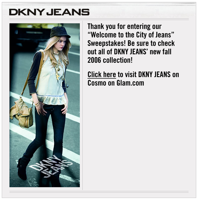 Project: Landing Pages - DNKY Jeans 3